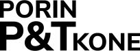 Porin P&T Kone logo